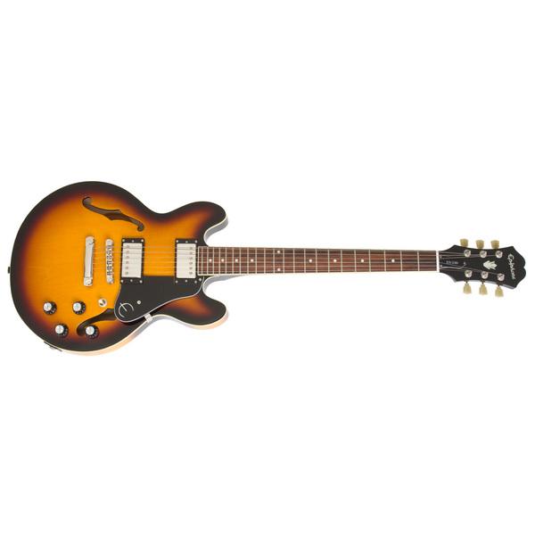 Гитара полуакустическая Epiphone ES-339 PRO Vintage Sunburst бас гитара epiphone toby deluxe iv bass trans red