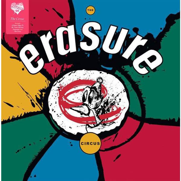 Erasure Erasure - Circus цена и фото