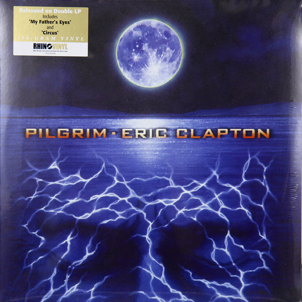 лучшая цена Eric Clapton Eric Clapton - Pilgrim (2 Lp, 180 Gr)