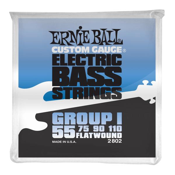 Гитарные струны Ernie Ball 2802 (для бас-гитары)