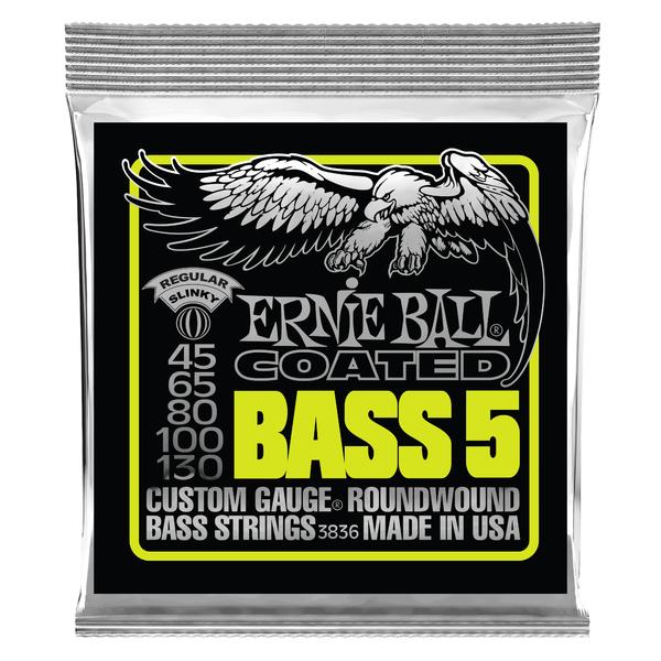 Гитарные струны Ernie Ball 3836 (для бас-гитары)