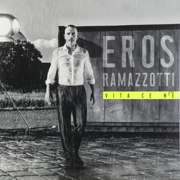 Eros Ramazzotti Eros Ramazzotti - Vita Ce N'e (2 Lp, Colour) cd eros ramazzotti eros best love songs