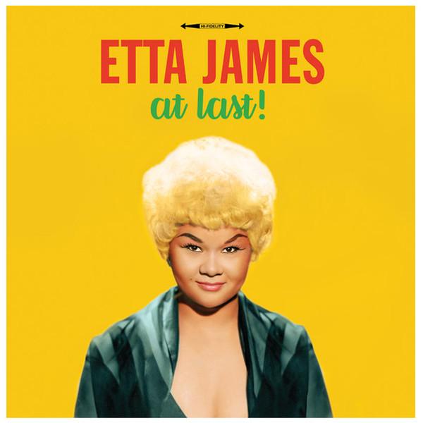 Etta James - At Last!
