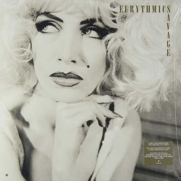 Eurythmics Eurythmics - Savage цена и фото