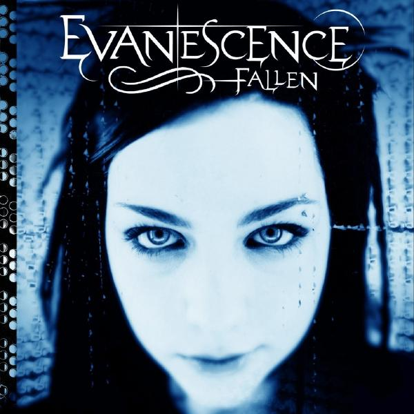 Evanescence Evanescence - Fallen (colour) evanescence evanescence synthesis cd dvd
