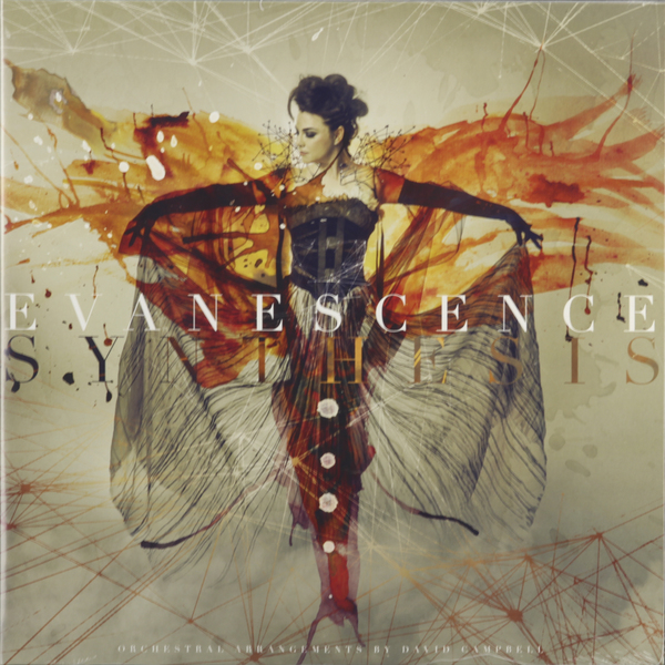 Evanescence Evanescence - Synthesis (2 Lp + Cd) evanescence evanescence synthesis cd dvd