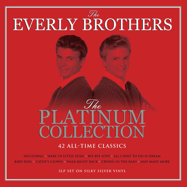 лучшая цена Everly Brothers Everly Brothers - Platinum Collection (3 Lp, Colour)
