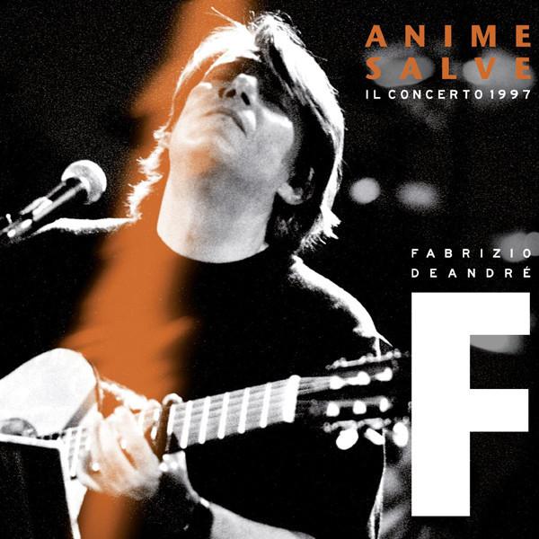 Fabrizio De Andre - Anime Salve Il Concerto 1997 (3 LP)