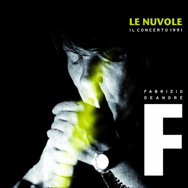 Fabrizio De Andre - Le Nuvole Il Concerto 1991 (2 LP)