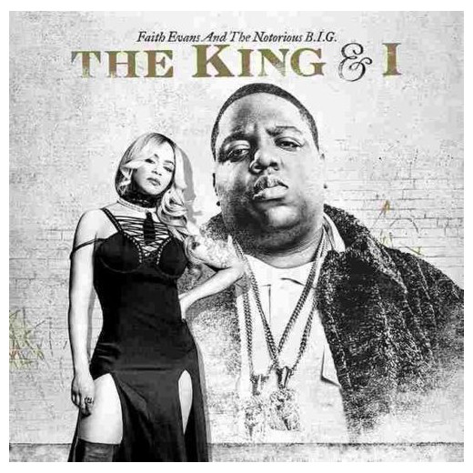 Faith Evans Notorious B.i.g. Faith Evans Notorious B.i.g. - The King I (2 LP) блуза evans evans ev006ewfwnb1