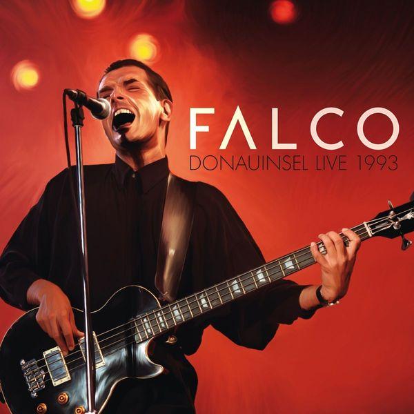 FALCO FALCO - Donauinsel Live 1993 (2 Lp, 180 Gr) falco falco falco 3 180 gr