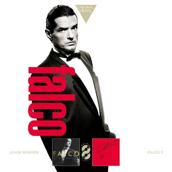 лучшая цена FALCO FALCO - Original Vinyl Classics: O Junge Roemer + Falco 3 (2 LP)