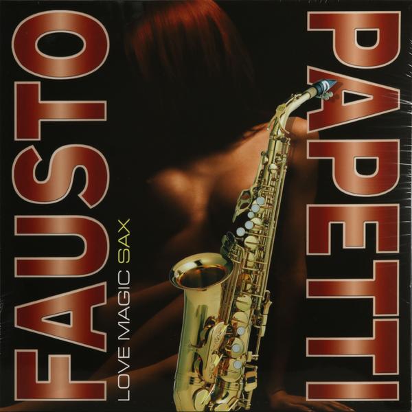 Fausto Papetti - Love Magic Sax