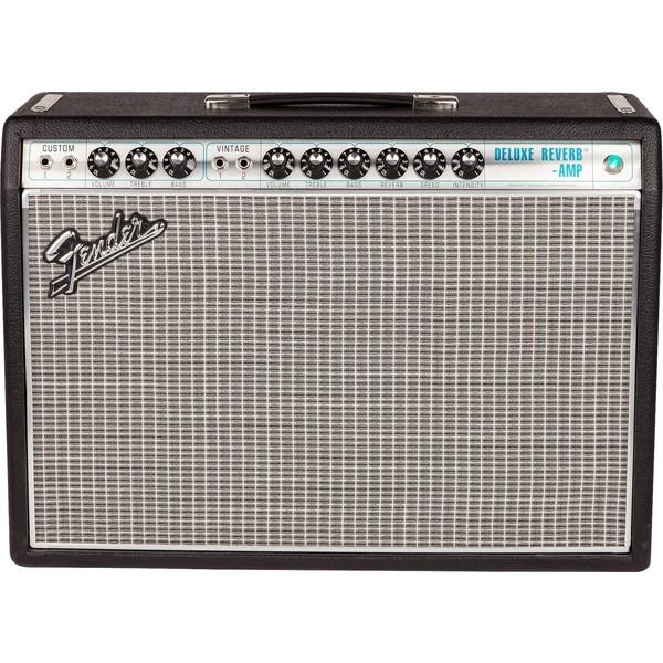 лучшая цена Гитарный комбоусилитель Fender 68 CUSTOM DELUXE REVERB