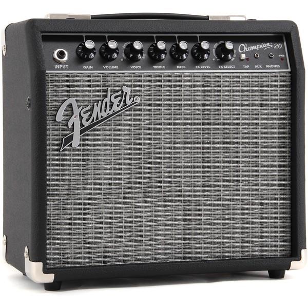 лучшая цена Гитарный комбоусилитель Fender CHAMPION 20