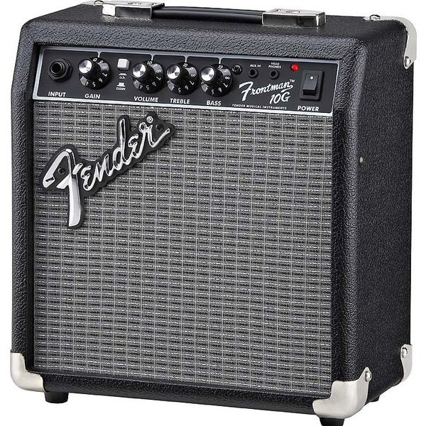 лучшая цена Гитарный комбоусилитель Fender FRONTMAN 10G