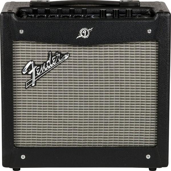 лучшая цена Гитарный комбоусилитель Fender MUSTANG I (V2)