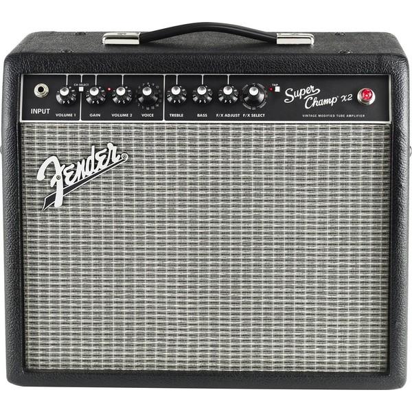 Гитарный комбоусилитель Fender Super Champ X2