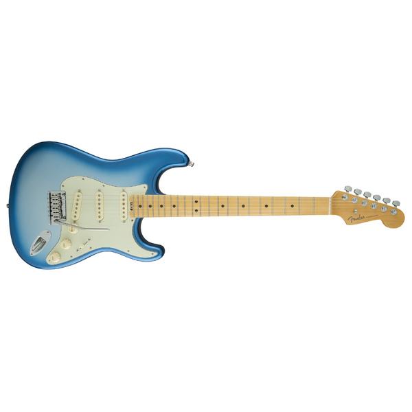 цена на Электрогитара Fender American Elite Stratocaster MN Sky Burst Metallic