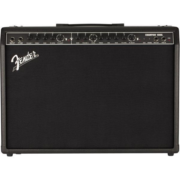 Гитарный комбоусилитель Fender Champion 100XL цена и фото