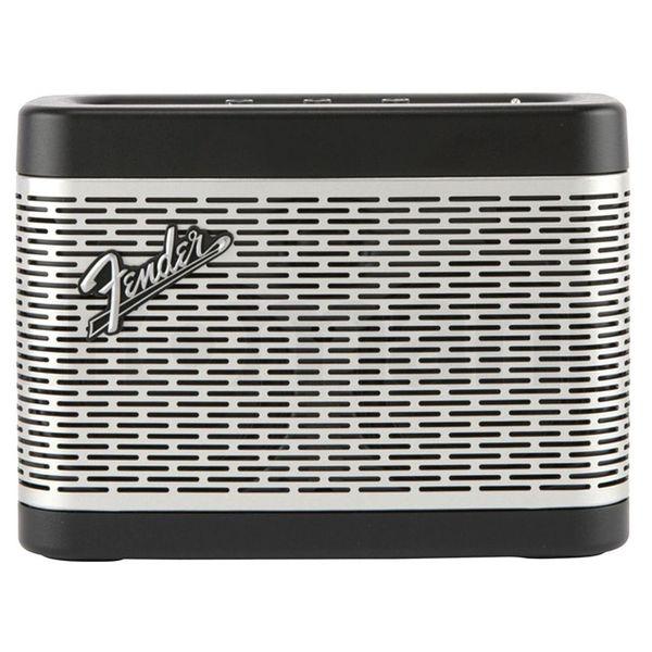 Портативная колонка Fender Newport Bluetooth Speaker Black/Silver портативная беспроводная ас philips bt7900p