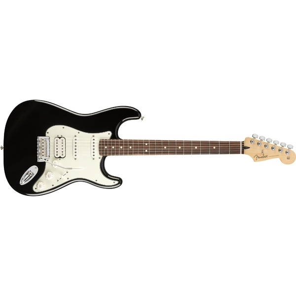 Электрогитара Fender Player Stratocaster HSS PF Black