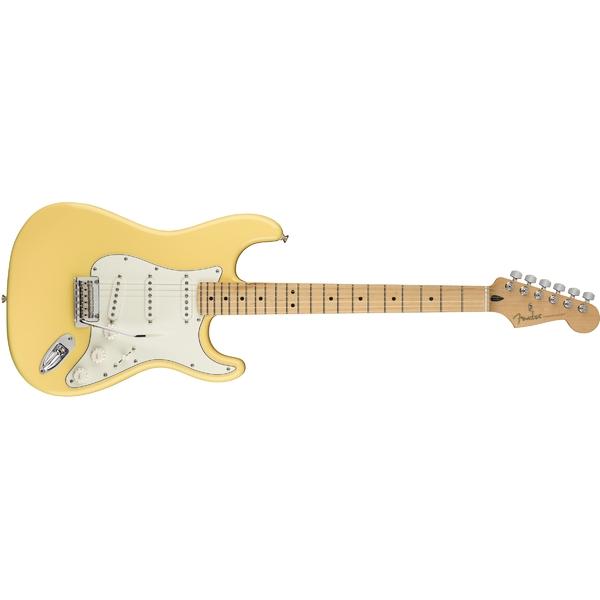 Электрогитара Fender Player Stratocaster MN Buttercream