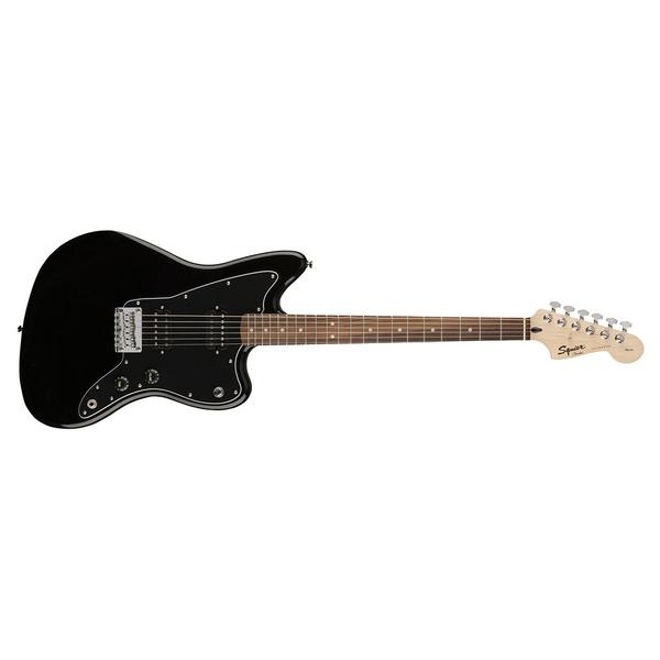Электрогитара Fender Squier Affinity Jazzmaster HH Black электрогитара fender squier bullet strat tremolo hss rw arctic white