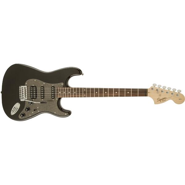 Электрогитара Fender Squier Affinity Stratocaster HSS LRL Montego Black Metallic fender american series stratocaster® tremolo arm tension springs