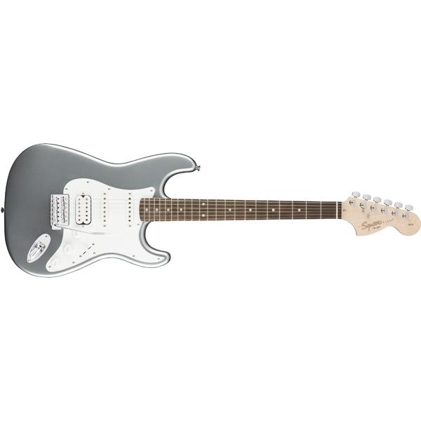 Электрогитара Fender Squier Affinity Stratocaster HSS LRL Slick Silver электрогитара fender squier bullet strat tremolo hss rw arctic white