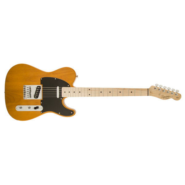 Электрогитара Fender Squier Affinity Telecaster Butterscotch Blonde
