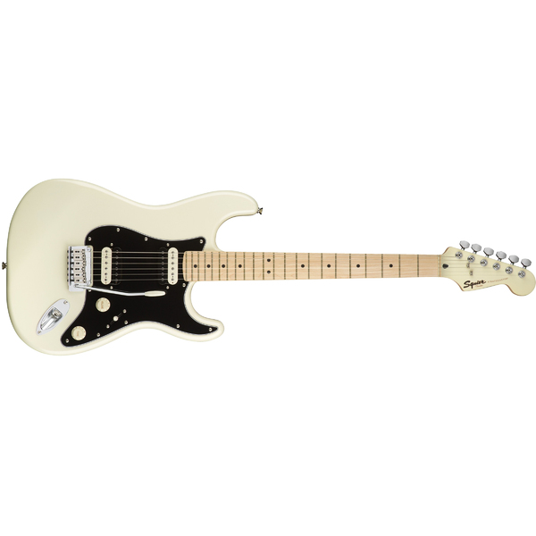цена на Электрогитара Fender Squier Contemporary Stratocaster HH Maple Fingerboard Pearl White