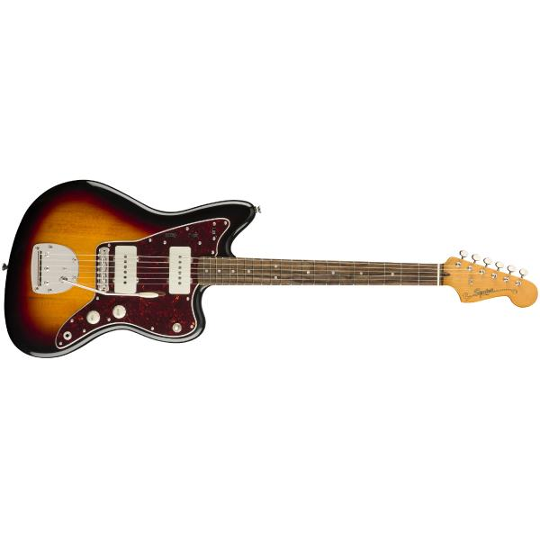 Электрогитара Fender Squier SQ CV 60s JAZZMASTER LRL 3-Color Sunburst