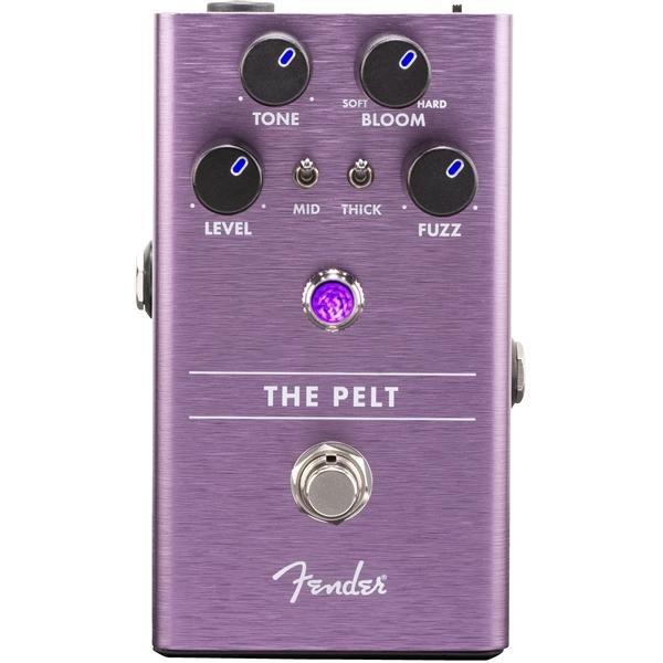 купить Педаль эффектов Fender The Pelt Fuzz Pedal дешево