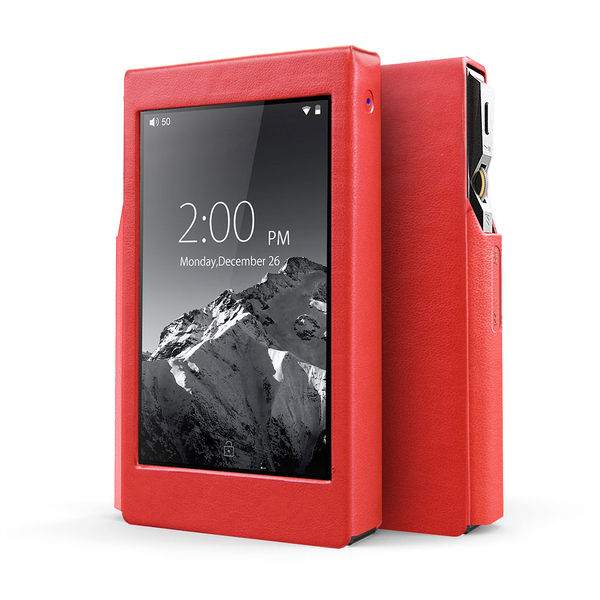 Чехол FiiO LC-FX5321 Red цена и фото