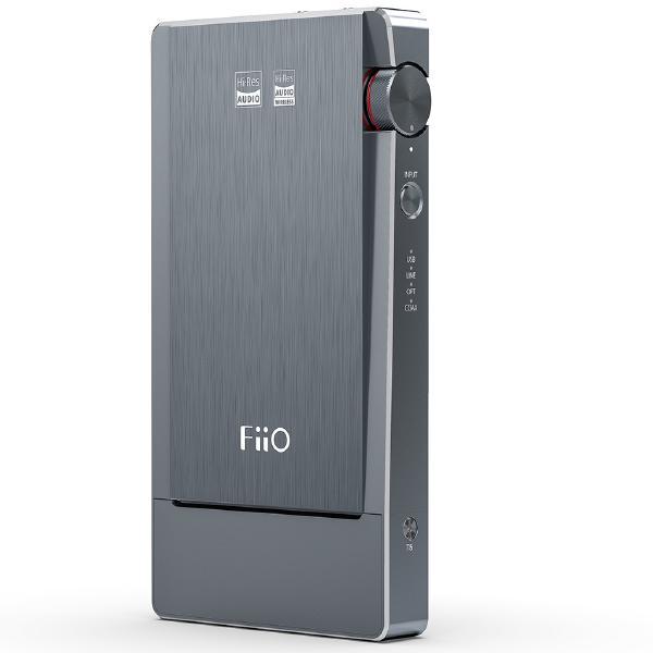 Усилитель для наушников FiiO Q5s Titanium