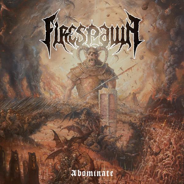 Firespawn Firespawn - Abominate (lp+cd) цена 2017