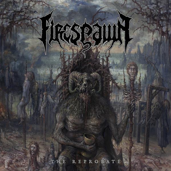 Firespawn - The Reprobate (lp+cd)