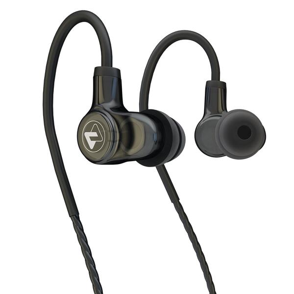 лучшая цена Внутриканальные наушники Fischer Audio Omega Twin Black