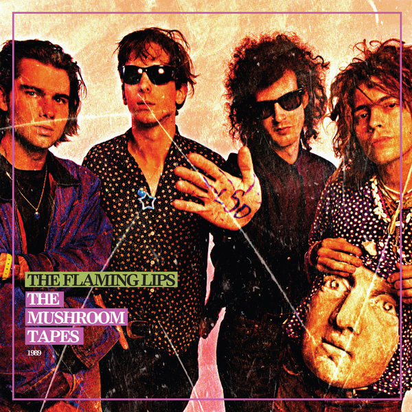 лучшая цена Flaming Lips Flaming Lips - The Mushroom Tapes (colour)