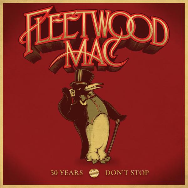 лучшая цена Fleetwood Mac Fleetwood Mac - 50 Years - Don't Stop (5 LP)