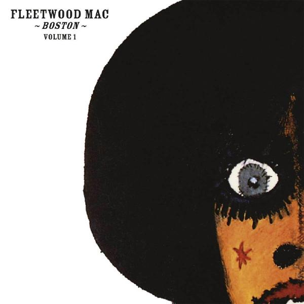 Fleetwood Mac Fleetwood Mac - Boston Vol.1 (2 Lp, 180 Gr) fleetwood mac fleetwood mac mirage 180 gr