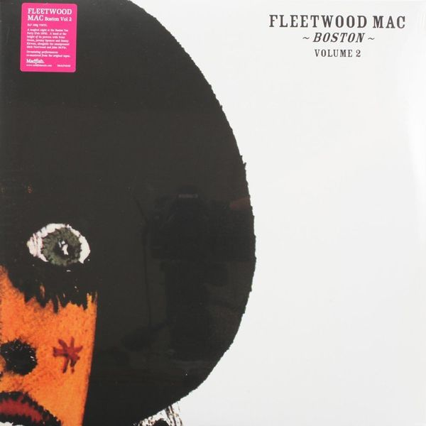 Fleetwood Mac Fleetwood Mac - Boston Vol.2 (2 Lp, 180 Gr) fleetwood mac fleetwood mac mirage 180 gr