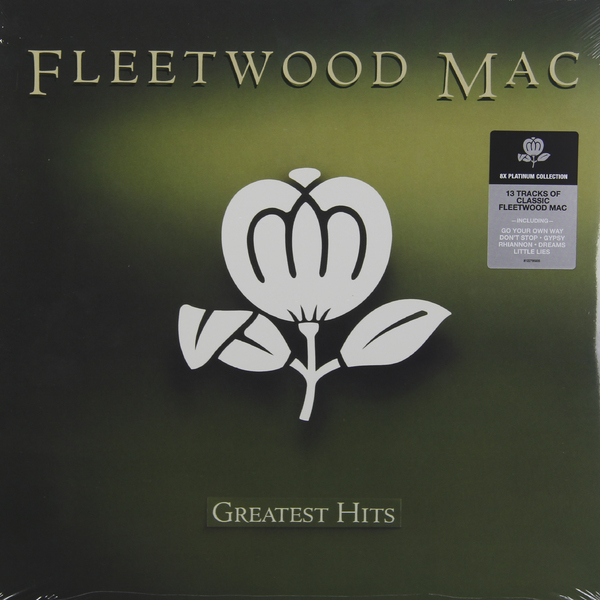Fleetwood Mac Fleetwood Mac - Greatest Hits цена