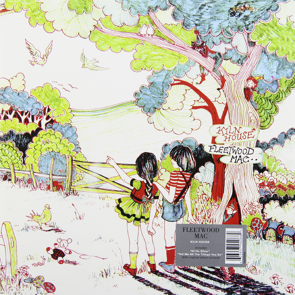 Fleetwood Mac Fleetwood Mac - Kiln House цена