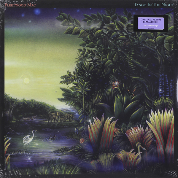 Fleetwood Mac Fleetwood Mac - Tango In The Night (180 Gr) fleetwood mac fleetwood mac mirage 180 gr