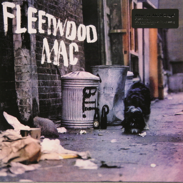 Fleetwood Mac Fleetwood Mac - Peter Green's Fleetwood Mac (180 Gr) цена
