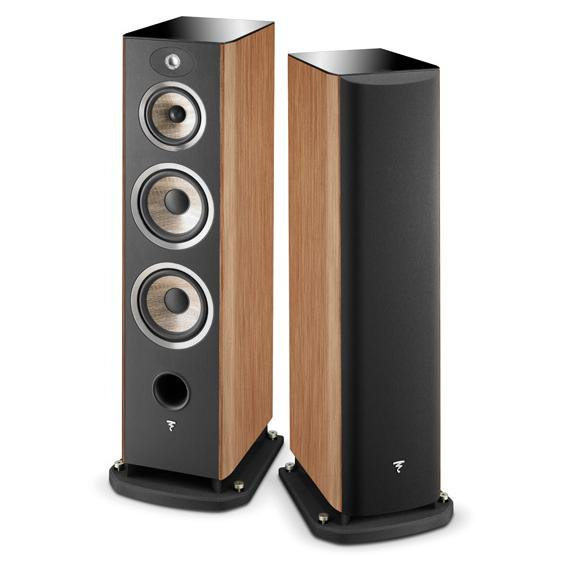 Напольная акустика Focal Aria 948 Prime Walnut