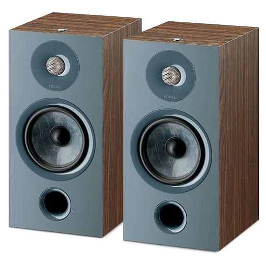 Полочная акустика Focal Chora 806 Dark Wood