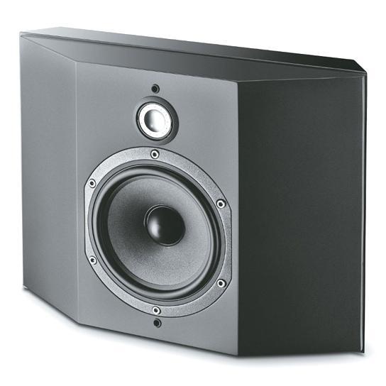 цена на Специальная тыловая акустика Focal Chorus SR700 Black Ash